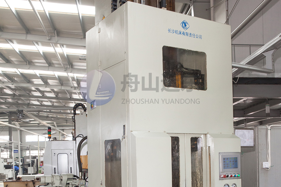 lift vertical broaching machine